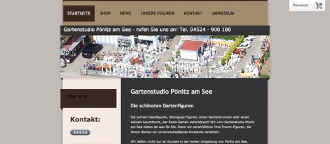Gartenstudio Pönitz am See - Gartendeko in Scharbeutz in Scharbeutz