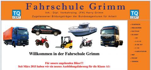 Fahrschule Grimm - Fahrschule in Markranstädt in Markranstädt