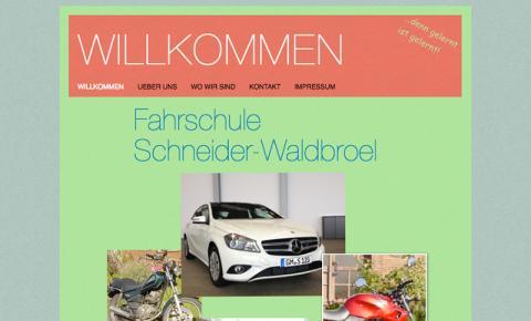 Fahrschule Schneider Gbr - Fahrschule in Waldbröl in Waldbröl
