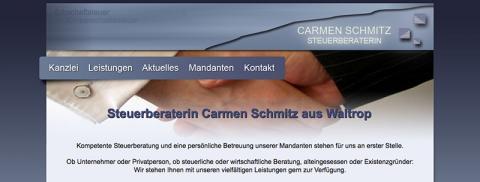 Steuerberaterin Carmen Schmitz - Steuerberatung in Waltrop in Waltrop
