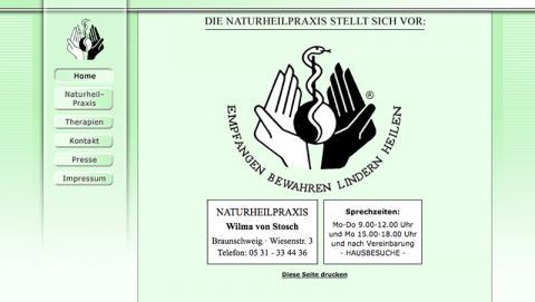 Naturheilpraxis von Stosch in Braunschweig