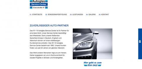 W + N Autoglas Service GmbH in Dortmund in Dortmund