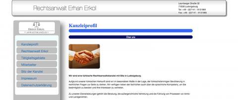 Rechtsanwalt Erhan Erkol - Rechtsanwalt in Ludwigsburg in Ludwigsburg
