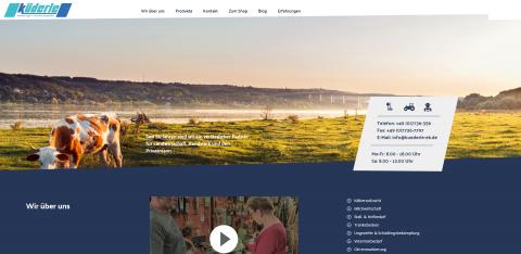 Der Shop für passendes Reitzubehör: Küderle e. K. Werkzeuge + Tierzuchtgeräte in Blumenfeld