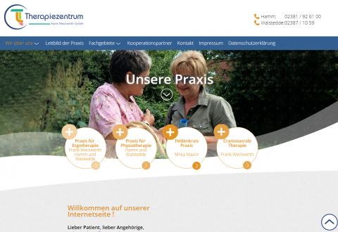 Therapiezentrum Frank Weckwerth GmbH - Ergotherapie in Hamm in Hamm