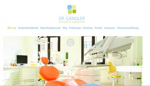 Ihre Zahnärztin mit Erfahrung – Zahnarztpraxis Dr. Gängler in Dresden in Dresden