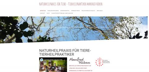 Gesunde Hunde- und Katzennahrung – von Tierheilpraktiker Manfred Rüben  in Alsdorf