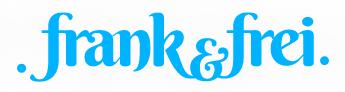 Ihre Agentur für authentische Markenentwicklung: frank&frei in Halle (Saale)