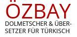 Dolmetscher & Übersetzer für türkisch Özbay - Dolmetscher in Germering in Germering