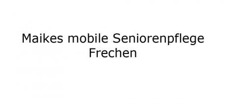 Betreuung von älteren Mitmenschen: Maikes mobile Seniorenpflege in Köln in Frechen