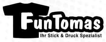 Textildruck-Spezialitäten aus erster Hand: FunTomas in Essen