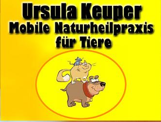 Mobile Tierheilpraxis in Tübingen: Tierheilpraktikerin Ursula Keuper in Starzach
