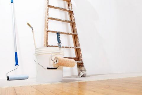 Für die Renovierungsarbeiten in der alten Wohnung stehen Ihnen die experten zur Seite