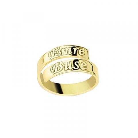 Die Ringe aus dem Onlineshop unterstreichen den persönlichen Stil