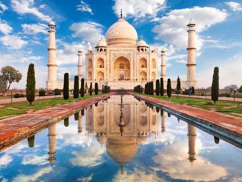 Entdecken Sie die majestätische Architektur Indiens