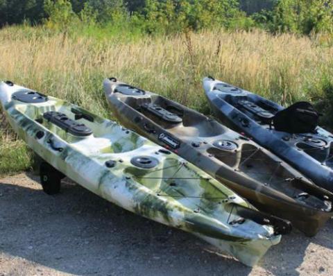 Boote für das ideale Angelerlebnis