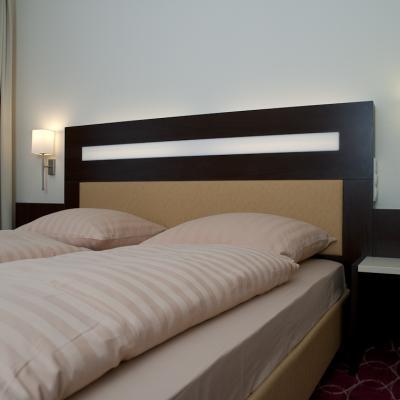 Günstige Zimmer für einen Aufenthalt in Bonn.
