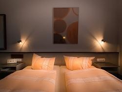 Zimmer unseres Hotels in Ammendorf