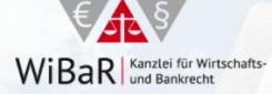 Kanzlei für Wirtschaft- und Bankrecht: Beratung zur Freigabe von Sicherheiten an Banken   Hanau