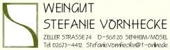 Weingut Stefanie Vornhecke - Getränkehandel in Senheim | Senheim