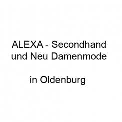ALEXA - Secondhand und Neu Damenmode: Secondhand neu entdecken | Oldenburg (Oldb)