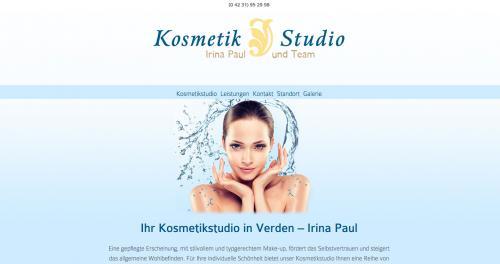 Firmenprofil von: Kosmetikstudio Paul in Verden