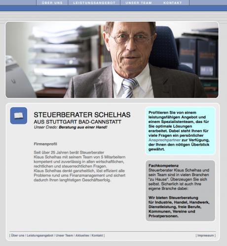 Firmenprofil von: Erfahrener Steuerberater in Stuttgart