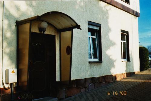 Firmenprofil von: Pension und Zimmervermietung Schmidt in Zwenkau