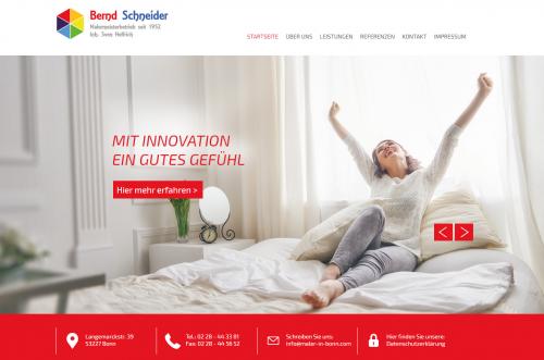Firmenprofil von: Mit kreativer Raumgestaltung das Haus heimisch machen - Malermeisterbetrieb Bernd Schneider