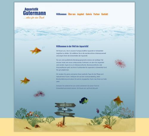 Firmenprofil von: Aquaristik-Fachgeschäft in Schweinfurt: Aquaristik Gutermann