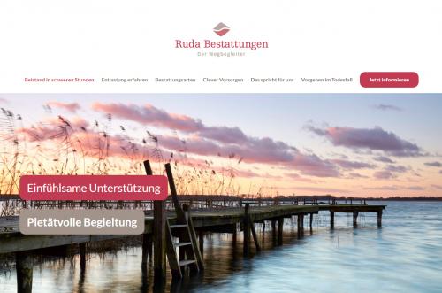 Firmenprofil von: Ewige Erinnerung – Edelsteinbestattung von Ruda Bestattungen in Berlin