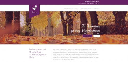 Firmenprofil von: Würdevolle Bestattungen mit dem Bestattungshaus Klaus in Leipzig