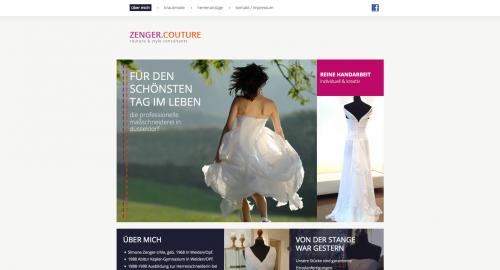 Firmenprofil von: Maßschneiderei zenger.couture GbR in Düsseldorf