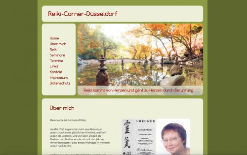 Firmenprofil von: Reiki-Corner in Düsseldorf
