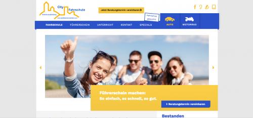 Firmenprofil von: Cityfahrschule Weinheim