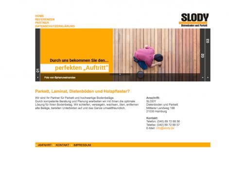 Firmenprofil von: Slody Dielenboden und Parkett in Hamburg
