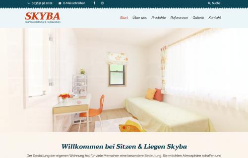 Firmenprofil von: Raumausstattung und Restaurierung in Nordhausen – Sitzen & Liegen W.-Ulrich Skyba