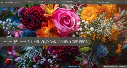 Firmenprofil von: Blumengeschäft: Blumen Becht in Saarbrücken, Rotenbühl