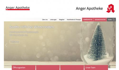 Firmenprofil von: Anger Apotheke in Duisburg – Ihre Anlaufstelle für Gesundheit