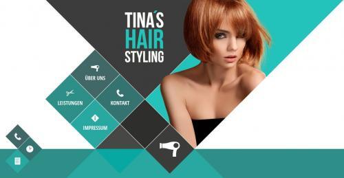 Firmenprofil von: Die Friseure in Nienburg: Tina's Hairstyling