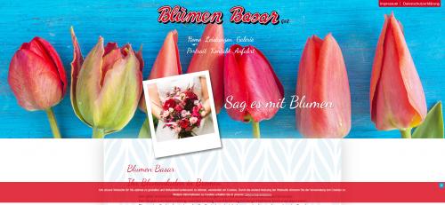 Firmenprofil von: Ihr Partner für Sträuße aller Art: Blumen Basar GbR