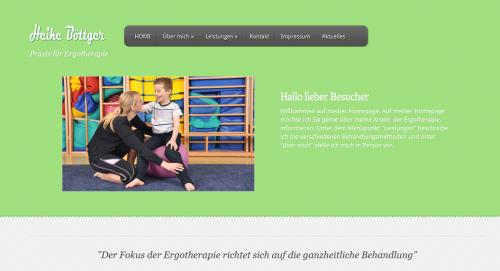 Firmenprofil von: Der Weg in die Bewegungsfreiheit mit der Praxis für Ergotherapie Böttger in Marksuhl