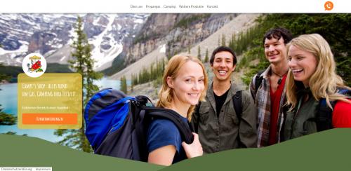 Firmenprofil von: Alles fürs Camping: Campi's Shop Bottrop