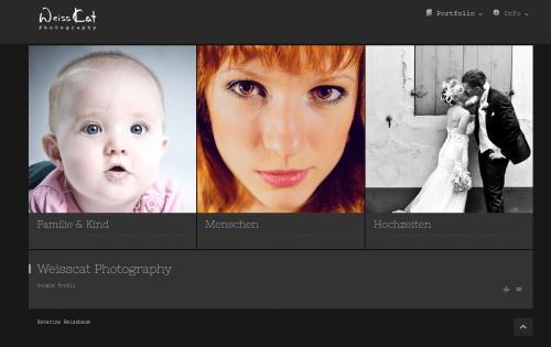 Firmenprofil von: Fotostudio WeissCat Photography in Lahnstein