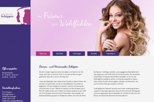 Firmenprofil von: Damen- und Herrensalon Schipper in Bad Kissingen