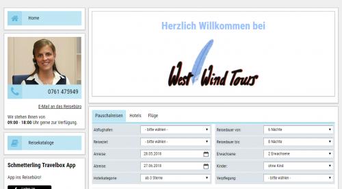 Firmenprofil von: Von Freiburg nach Australien: Traumreisen von Reisebüro West Wind Tours