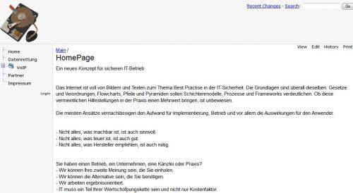 Firmenprofil von: Michael Schultz - EDV-Sachverständigenbüro in Bobenheim-Roxheim