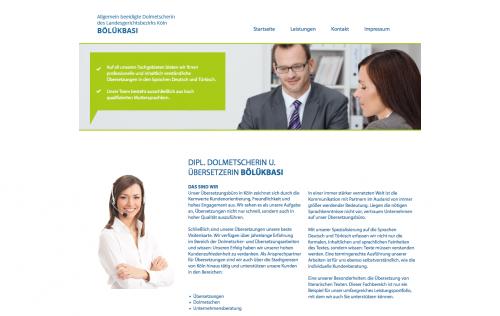 Firmenprofil von: Übersetzungsbüro Bölükbasi: Dolmetscher und Übersetzer in Köln