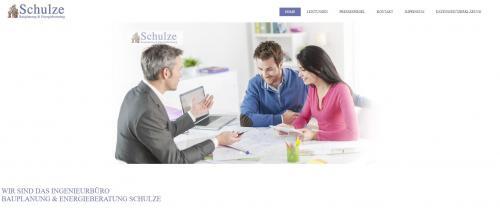 Firmenprofil von: Energiesparen ohne zu frieren: Bauplanung & Energieberatung Schulze aus Delitzsch