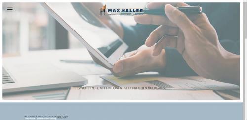 Firmenprofil von: Gut beraten zum Thema Erbschaftssteuer mit der Max Heller Steuerberatungsgesellschaft in Konstanz